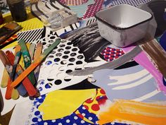 roy lichtenstein's meditation on art   designboom