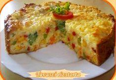Tavaszi rizstorta..🍲🌶 Baked Potato, Quiche, Mashed Potatoes, Baking, Breakfast, Ethnic Recipes, Desserts, Drink, Food