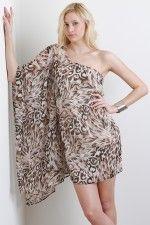 Safari Luxe Dress - $27.30