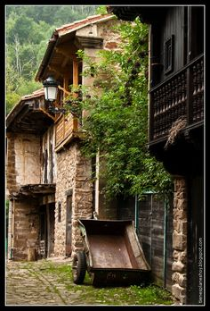 a step back in time Beautiful Places In The World, Beautiful Places To Visit, Places Around The World, Places To See, Around The Worlds, Parque Natural, Spain And Portugal, Stone Houses, Abandoned Houses
