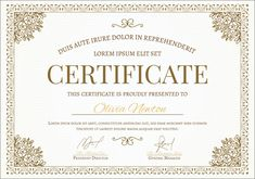 Active Directory Certificate Templates Active Directory Certificate Templates, People regularly acquire confused of getting ready for good template. They frequently think that they should d. Graduation Certificate Template, Christmas Gift Certificate Template, Blank Certificate Template, Certificate Of Completion Template, Printable Certificates, Award Certificates, Event Template, Certificate Design Online, Free Receipt Template
