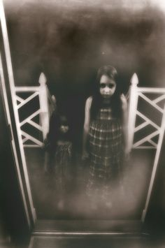 Urban Legends : Black Eyed Kids