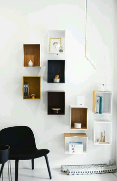 When Traveling To Copenhagen, You May See This Unique Shelving Design  Inspired By The Idea Of Wanderlust. This Interior Design Technique Adds To  Your Home ...