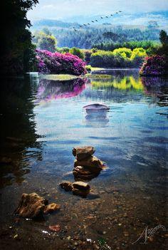 ✿Mon Amour de la photo qu'est ce ..✿: création a ma façon   paysage