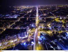 Thessaloniki by night - Macedonia Greece
