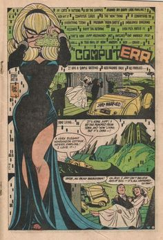 """Diversions of the Groovy Kind: Groove's Faves: """"ComputERR"""" by Alex Toth"""