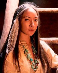 Cherokee Mixed Native American Actress Faye Warren