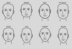 How to look more handsome and attractive. - AllAboutNeeds How to look more handsome and attractive Top Hairstyles For Men, Face Shape Hairstyles, Cool Haircuts, Men's Hairstyles, Face Shape Chart, Haircut For Face Shape, Diamond Face Shape, Hair Products Online, How To Look Handsome