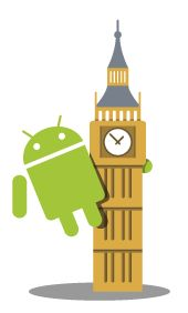5 Years of #Android this November!   Droidcon London: 2 Days/30+ Speakers... 1000+ Participants... 100% #ANDROID!!