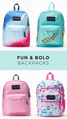 Heading back to campus (or starting freshman year) can be nerve-racking. Keep her calm by making sure she has everything she needs. A cute backpack that expresses her personality is a great place to start. Think roomy, bright and fun. She's got this semester in the bag! Get them ready to go back to college for their best year yet with Kohl's.