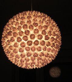Heute zeige ich Euch Schritt für Schritt, wie man eine einfache IKEA-Lampe in ein Designerstück verwandeln kann. Die Idee habe ich aus dem ...