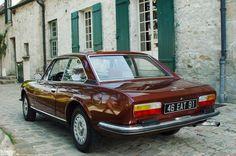 1975 Peugeot 504 Coupé V6 | V6, 2,664 cm³ | 136 PS | Design: Aldo Brovarone, Pininfarina