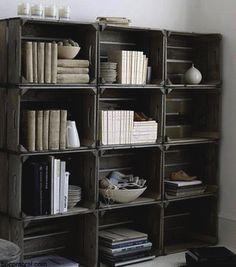 Decorar é acima de tudo criatividade, então inspire-se: veja aqui várias ideias de móveis com pallets super estilosos!