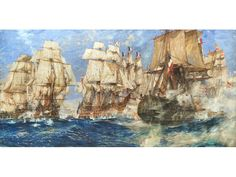 Hms Victory, Victorious, Painting, Art, Art Background, Painting Art, Kunst, Paintings, Performing Arts