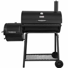 Royal Gourmet BBQ Charcoal Grill with Offset Smoker Best Offset Smoker, Best Smoker Grill, Barbecue Smoker, Grilling, Charcoal Grill Smoker, Best Charcoal Grill, Bbq Charcoal, Barbecue Camping, Gourmet