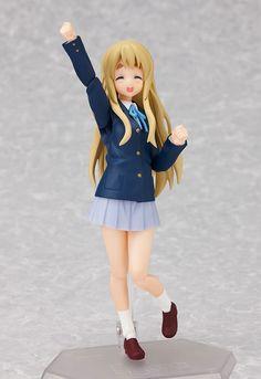 figma figures | On! Tsumugi Kotobuki figma figure | Buy Anime Figures