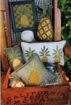 Primitive Gatherings Pineapple Pattern
