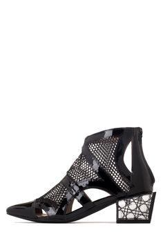 Jeffrey Campbell Shoes VIVALDI-ML Shop All in Black