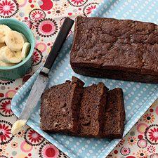 Double Chocolate Banana Bread: King Arthur Flour