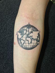 My first tattoo ©