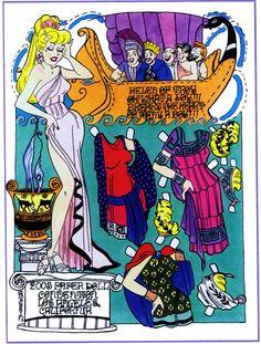 Larry Bassin Paper Doll - Katerine Coss - Picasa Webalbum