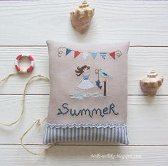 Summer, The Snowflower Diaries by Nelli.