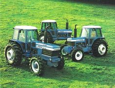 FORD TW-10, TW-20 & TW-30 New Holland Ford, New Holland Tractor, Triumph Motorcycles, Ducati, Mopar, Motocross, Tracteurs Ford, Lamborghini, Motorcycle Campers