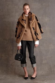 Michael Kors from Pre-Fall 2015 Fashion Trend Report [IN THE JEANS] - Fall 2015 Fashion Trends from the Runway