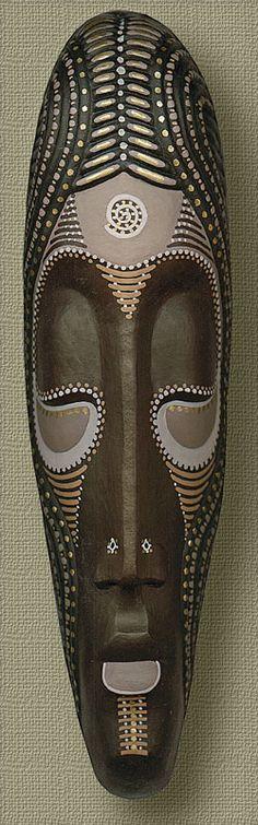 Mask by Boris Indrikov