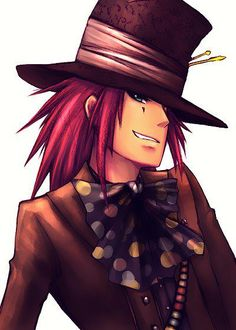 Mad Hatter Axel