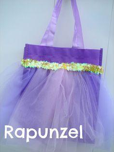 princess bags- Rupunzel