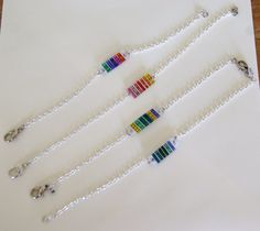 bracelet... I would love to do some of these to look like pendleton and hudson bay blanket patterns