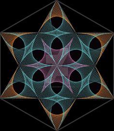 stringart star by Kalrog-Ulrich on DeviantArt