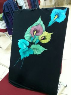 My 1st Tshirt Painting..