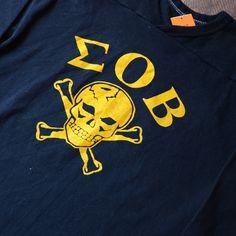 70's ラッセル製 スカルプリント フットボールTシャツ 黒 表記(L) | <sold out> | | LABORATORY/BERBERJIN R