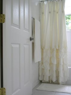 Beautiful showercurtain