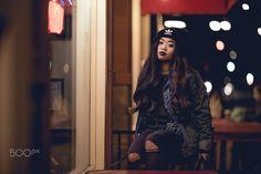 Night portrait | adidas photoshoot | street photoshoot | adidas women | urban | photoshoot ideas