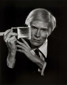 Andy Warhol - for his quirk....