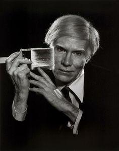 Andy Warhol 1979 Yousuf Karsh
