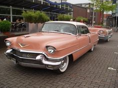 Cadillac Coupe deVille 1956