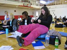 AFAA Primary Group Exercise Certification Tips - The Chic Lifehttp://thechiclife.com/2009/09/afaa-primary-certification-day.html