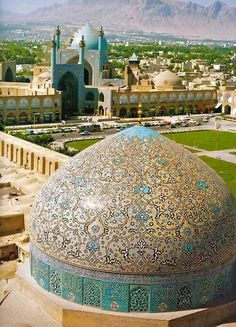 Beautiful Islamic Architecture - Asfahan- Iran