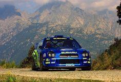 WRC Bugeye Wrx