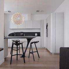 Raimond by Raimond Puts via Moooi   www.moooi.com   #interiordesign #interior #design #scandinavianinterior #livingroom  #kitchen #moooi #white #minimal #raimondlight