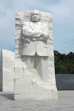Martin Luther King, Jr. Memorial is located in West Potomac Park in Washington, D.C., southwest of the national mall. The official address of the monument 1964 Independence Ave, S.W. commemorates the year that the Civil Rights Act of 1964 became law.