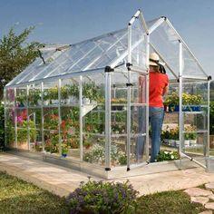 Snap & Grow Backyard Greenhouse