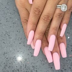 127 charming acrylic nails coffin design nailart beautiful page 12 Nageldesign Summer Acrylic Nails, Best Acrylic Nails, Acrylic Nails Coffin Pink, Coffin Acrylics, Pink Acrylics, Spring Nails, Aycrlic Nails, Coffin Nails, Glitter Nails