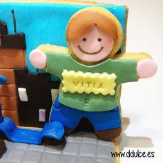 Vitia./ Vitia #diorama #maqueta #model #modelcookie #ddulcedulcesdetalles