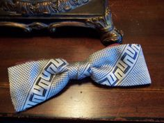 Gifts for Him Dad Vintage Bow Tie Royal Rust by ChondashersApparel, $12.00