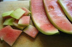 Így használd a görögdinnye héját, mint gyógyszert